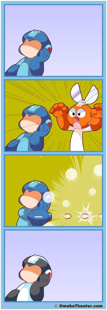Friday 4Koma 第290話 - Mega Meh 「4コマ漫画」