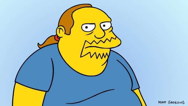 Comic Book Guy - The Simpsons