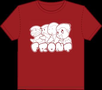 Gaijin 4Koma Shirt Front