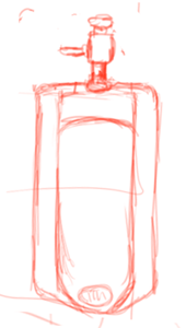 Background Information: Step 1 (sketch)