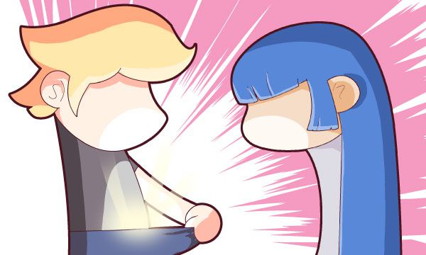 Friday 4Koma 第148話 - A Flash in the Pants