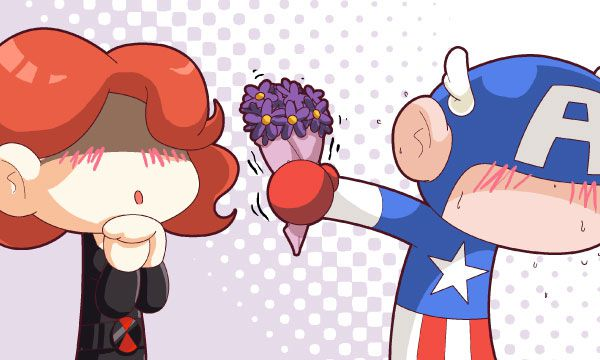 Friday 4Koma 第154話 - The Avengers: Earth's Mushiest Heroes
