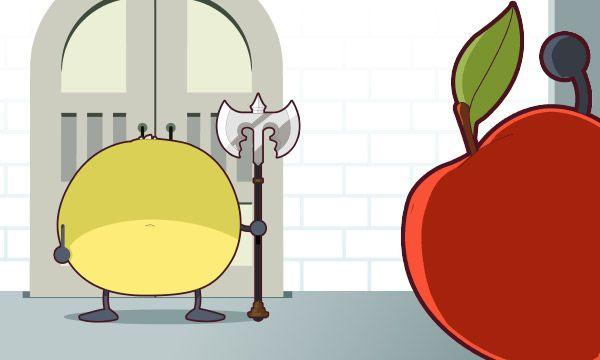 Friday 4Koma 第256話 - Sour Grapefruits