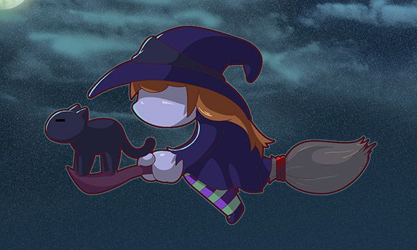 Friday 4Koma 第282話 - Every Witch Way But Loose