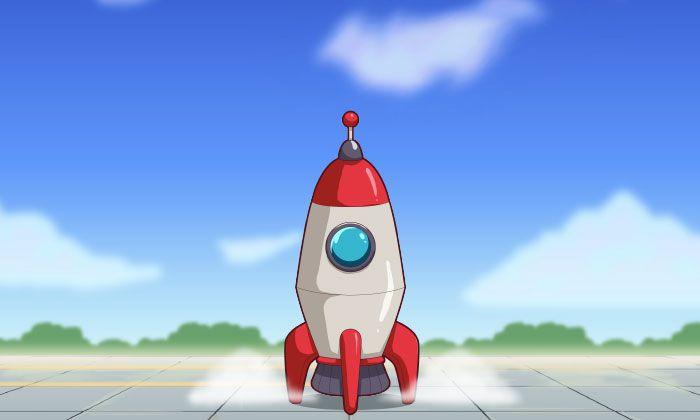 Friday 4Koma 第372話 - Rocket Man